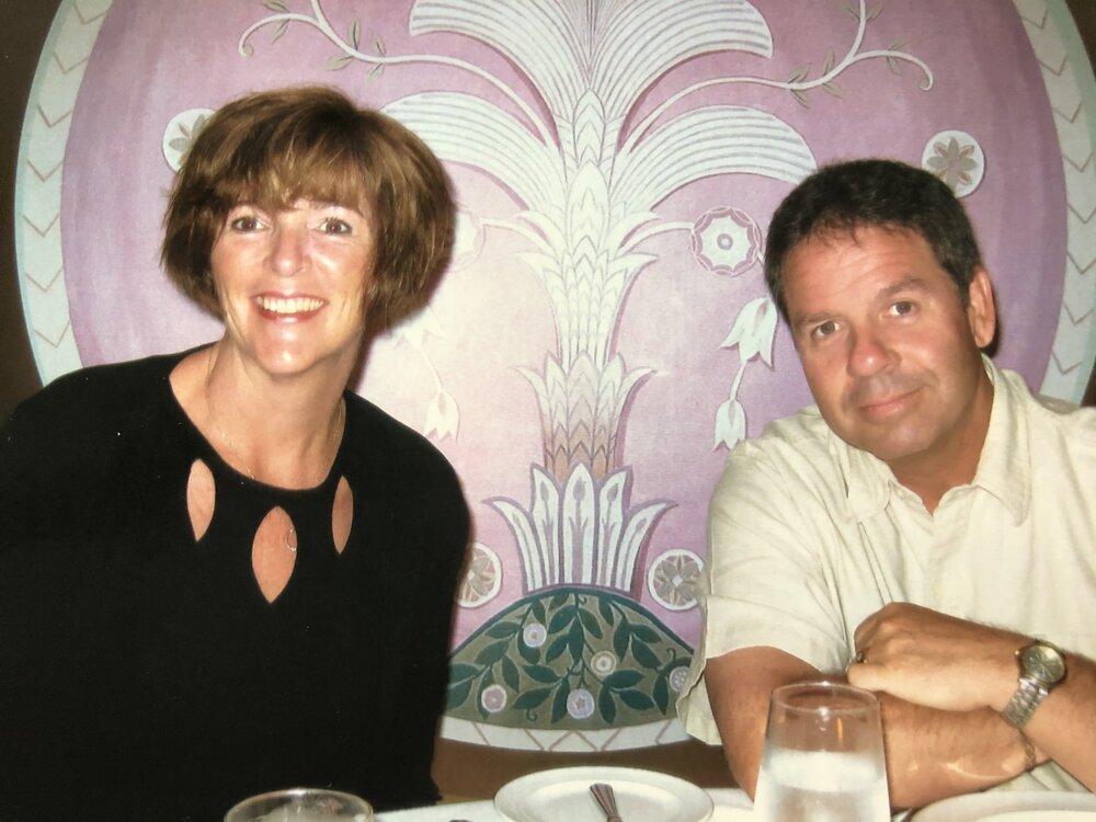 Judy and Gord Atkins